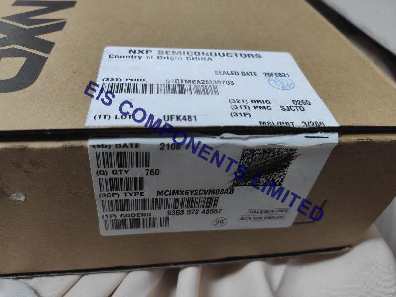 MCIMX6Y2CVM08AB 2106 box