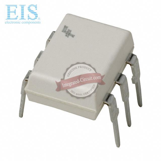 4N40 OPTOISOLATOR 5.3 kV SCR 6DIP