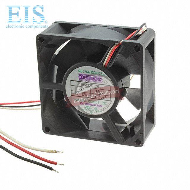 G4020H05B-RSR Mechantronics FAN AXIAL 40X20MM 5VDC Brand NEW!